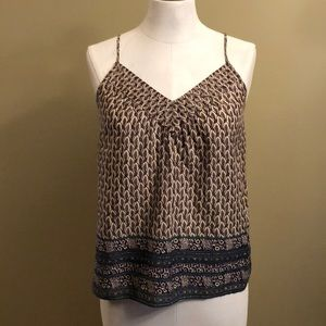 aerie boho chic tank top